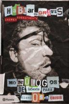 hablar es gratis (ebook) andreu buenafuente 9788408102762