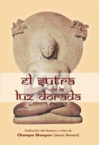 el sutra de la luz dorada (ebook)-jesus revert montes-9788415912262