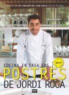 cocina en casa los postres de jordi roca-jordi roca fontane-9788416245062