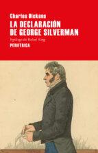la declaración de georges silverman charles dickens 9788416291762