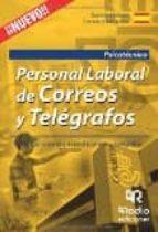 personal laboral de correos. psicotécnico-9788416506262