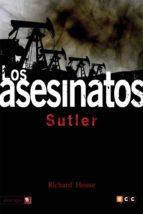 El libro de Los asesinatos 1: sutler autor RICHARD HOUSE DOC!