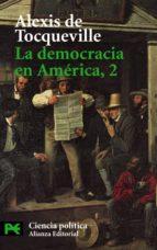 la democracia en america (t. 2) alexis de tocqueville 9788420673462