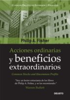 acciones ordinarias y beneficios extraordinarios-philip fisher-9788423427062