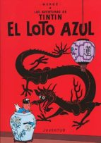 tintin: el loto azul (14ª ed.) 9788426109262