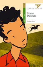 maito panduro-gonzalo moure-9788426348562