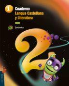 cuaderno pauta - lengua 1-2  superpixépolis cuaderno pauta - lengua 1-1 superpixépolis-9788426392862