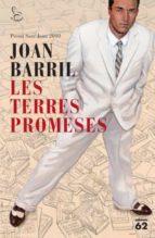 El libro de Les terres promeses autor JOAN BARRIL DOC!