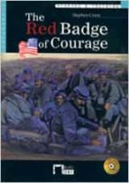 the red badge of courage (elementary) (eso 2 4) (incluye audio cd ) stephen crane 9788431671662