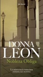 nobleza obliga donna leon 9788432228162