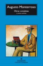 obras completas (y otros cuentos)-augusto monterrosso-9788433966162