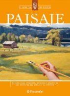 paisaje (el rincon del pintor) 9788434222762