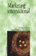 marketing internacional (2ª ed.) ana nieto churruca olegario llamazares garcia lomas ana nieto 9788436812862
