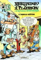 el embrollo matutino (mortadelo y filemon y el botones sacarino)-f. ibañez-9788440655462