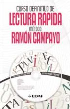 curso definitivo de lectura rapida: metodo de ramon campayo-ramon campayo-9788441421462