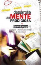 desarrolla una mente prodigiosa (ebook)-ramon campayo-9788441428362