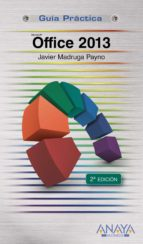 office 2013 javier madruga payno 9788441534162