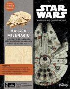 kit halcon milenario: el pedazo de chatarra mas rapido de la galaxia michael kogge 9788448023362
