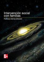 intervencion social con familias francisco gomez 9788448167462