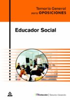 educador social. temario general-9788466551762
