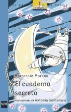 el cuaderno secreto-hortensia moreno-9788467501162