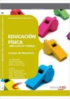 cuerpo de maestros. educación física (3er ciclo-6º curso). programación didáctica-9788468143262