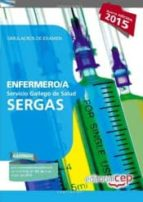 enfermero/a del servicio gallego de salud (sergas). simulacros de examen-9788468157962