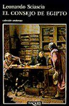 el consejo de egipto-leonardo sciascia-9788472232662