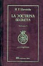 la doctrina secreta: sintesis de la ciencia, la religion y la fil osofia (2 ed.) h. p. blavatsky 9788476271162