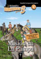 mision en la pampa alonso santamarina 9788477115762