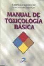 manual de toxicologia basica emilio mencias rodriguez luis manuel mayero franco 9788479784362