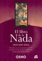 el libro de la nada (hsin hsin ming)-9788484450962