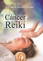 cancer y reiki jose maria jimenez solana 9788484455462