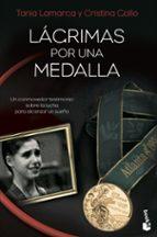 lagrimas por una medalla-tania lamarca-cristina gallo-9788484608462