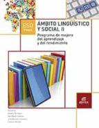El libro de Pmar-pmar (programa de mejora del aprendizaje y rendimiento) ámbito lingüísto y social ii 2015 autor VV.AA. EPUB!