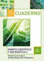ambito científico y matemático ii 2016 cuaderno-9788490787762