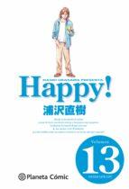 happy! nº 13/15-naoki urasawa-9788491460862