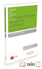 auditoría de sistemas de gestión. compliance-juan carlos bajo albarracin-9788491520962