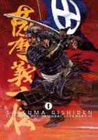 satsuma gishiden nº 1: el honor del samurai legendario  (2ª ed.) hoiroshi hirata 9788492458462