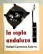 copla andaluza rafael cansinos assens 9788493728762