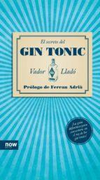 el secreto del gin tonic vador llado 9788494008962