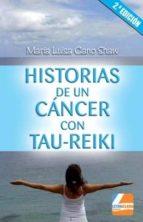 historias de un cáncer con tau-reiki (ebook)-9788494111662
