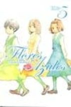 flores azules (vol. 5) takako shimura 9788494565762