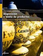 disposicion y venta de productos m teresa tocino 9788496334762