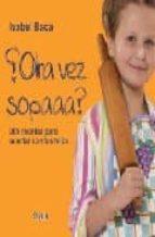 otra vez sopa-isabel bacca-9788496626362