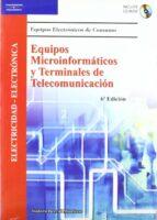 equipos microinformaticos y terminales de telecomunicacion (6ª ed .)-isidoro berral montero-9788497324762