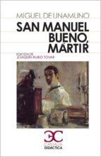 san manuel bueno, martir (3ª ed.) miguel de unamuno 9788497403962