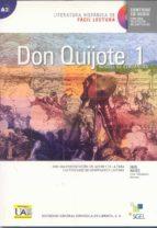 don quijote de la mancha 1 (incluye cd)-9788497783262
