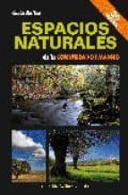 guia de los espacios naturales de la comunidad autonoma de madrid-jose maria sendarrubia-9788498730562