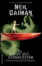 el libro del cementerio neil gaiman 9788499181462